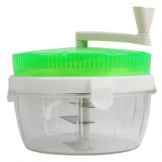 Harga Whiz Twisting Vegetable Chopper Green Alat Pengiris Sayuran Hijau Termahal