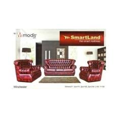 Smartland Smartland Sofa Winchester 1 Person (Kota Medan Saja + FREE ONGKIR)