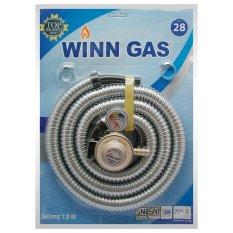 Diskon Produk Winn Gas Paket Selang Winngas W28