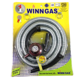 Jual Winn Gas Regulator Selang Flexible 1 8M Red Winn Gas Online