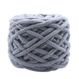Spesifikasi Winter Thick Chunky Knitting Yarn Balls Roving Diy Scarf Slipper Yarn Color E Intl Oem Terbaru