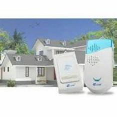 Wireless Door Chime Bell VZORR - Bel Pintu Gerbang Rumah Tanpa Kabel V-ZORR 32 MACAM SUARA