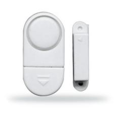 Wireless Magnetic Sensor Pengaman Jendela Pintu Masuk Bell Alarm Anti Maling For Keamanan Rumah/Kantor (putih)