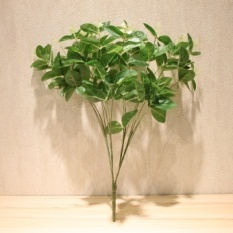 Wo + simulation flower artificial flowers French hydrangea flower big flower table flower living room coffee table bedroom floral decorative flower suit - intl