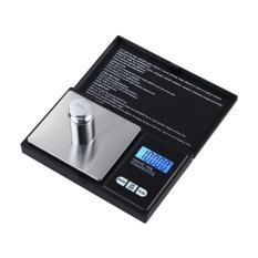 Womdee Mini Timbangan Perhiasan Elektronik Timbangan Saku Digital 500 200 100/0.01G 0.1G