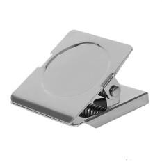WOND Tenwin 38mm Magnetic klip 1802 tinggi kekuatan baja tiket klip perak