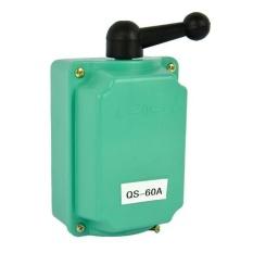 WONDERSHOP KEMEJA ATASAN 60A Drum Switch Forward/Off/Reverse Motor Control Tahan Hujan Membalikkan 60A-Intl