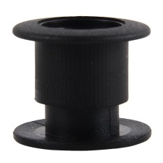 Woowof 15mm Soccer Football Rod End Cap For Standard Foosball Table,male And Female (black) - Intl By Woowfoff.