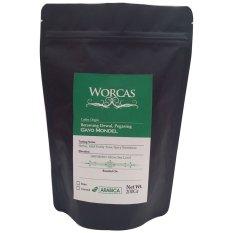 Spesifikasi Worcas Coffee Gayo Aceh Gourmet Coffee 200 Grams Roasted Beans Worcas