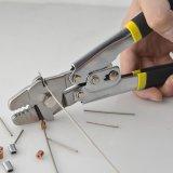 Jual Cepat Wxs 255 Penjepit Kawat Cutter Rope Aluminium Garis Tekanan Crimping Crimper Tang Internasional