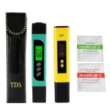 Spesifikasi 3 Dalam 1 Tds Ec Temp Meter And Ph Meter With Auto Kalibrasi Tombol Digital Akurasi Kualitas Udara Monitor Pena Portabel Tester Bi715 Xcsource Bagus
