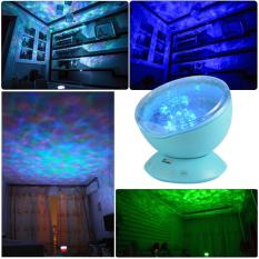XCSOURCE LED Light Projector Ocean Wave Bedroom Night Lamp Effects Projection Blue LD946