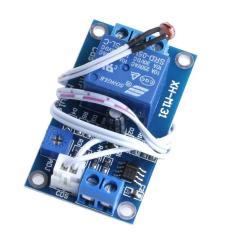 XH-M131 Relay Cahaya 12V Saklar Otomatis Sensor Lampu AC DC Light LDR