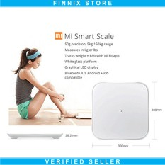 Ulasan Tentang Xiaomi Mi Smart Weight Scale Bluetooth 4 Led Display For Android Ios Putih