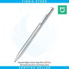 Jual Xiaomi Mijia 5Mm Sign Pen Pulpen Pulpen Metal Xiaomi Mijia Silver Online Di Dki Jakarta