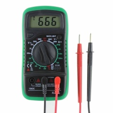 Xl-830l AC DC Ohm Handheld LCD Multimeter Digital Voltmeter Ohmmeter Multitester-Intl