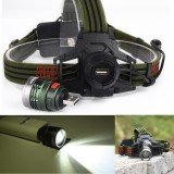 Harga Xm L T6 Led Headlamp Headlight Flashlight Head Light Lamp 18650 Intl Fullset Murah