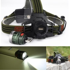 Jual Xm L T6 Led Headlamp Headlight Flashlight Head Light Lamp 18650 Intl Original