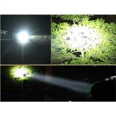 XM-L T6 LED Rotary Focusing Light Long Range Headlights Tail Lamp - intl