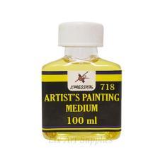 Xpression Oil Painting Medium 100Ml No. 718