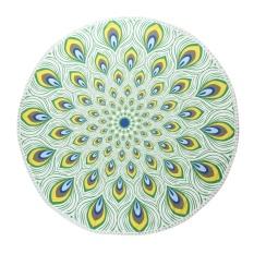 hang-qiao-chiffon-shawls-scarf-pearl-button-peacock-