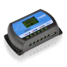 Jual Y Solar 12 V 24 V 20 Amp Pengendali Surya Lengkap Lcd 4 Tahap Pwm Biaya Manajemen For Maks 50 V 480 With Usb Rtd 20 Antik