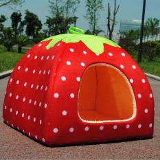 Beli Y100 Red S Red Green Formula Mongolia Sarang Classic Strawberry Doghouse Leaves Menangani Strawberry Baru