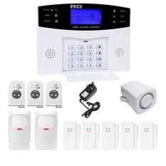 YA-500-GSM-21 Nirkabel GSM Home Burglar Alarm Sistem Desain Yang Indah-Intl