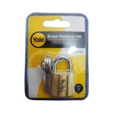 Yale Gembok V140.25 Brass Padlock Series