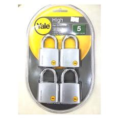 YALE Gembok Y120/50/127/4 SIlver Series Outdoor Padlocks