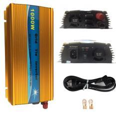 Harga Y H 1000W Mppt Micro Solar Grid Tie Inverter Pure Sine Wave Input 10 8V 30Vdc Output 190V 260Vac 50Hz 60Hz Goden Inverter Gti 1000W 18V 220V G Oem Terbaik