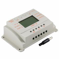 Y & H 20 Amp 12 V 24 V MPPT Surya Pengatur Biaya Kontroler LCD M20-ต่างประเทศ