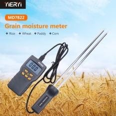 Beli Yieryi Baru Md7822 Lcd Display Digital Grain Moisture Meter Kelembaban Tester Berisi Gandum Jagung Rice Uji Kelembaban Meter Internasional Yieryi Online