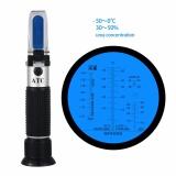 Jual Yieryi Rha 505Atc Optik 4 In 1 50 0C 30 35 Fluida Mesin Glikol Antifreeze Pembekuan Refractometer Konsentrasi Urea Atc Intl Original