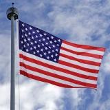 Harga Yika 3 X 158 5 Cm Garis Garis Bintang Kuningan Grommet Bendera Amerika Usa Aneka Warna Termurah