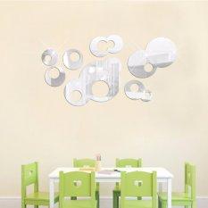 ... Pelindung Jari Nail Protector. Source · Yika Cincin Interlocking 3D Cermin Stiker Dinding DIY Seni Mural Home Decor Acrylic Decals-Intl
