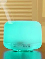 Jual Yooc 500 Ml Minyak Esensial Diffuser Ultrasonic Air Mist Humidifier Purifier 7 Led Lampu Malam Warna 4 Pengaturan Timer Auto Shut Off Intl Baru
