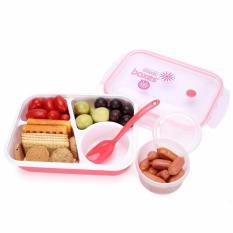Spesifikasi Yooyee Lunch Box Kotak Makan Sup Yooyee 4 Sekat Bento Merk Yooyee
