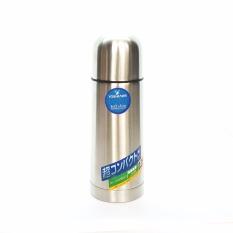 Beli Yoshikawa Vacuum Flask 350Ml Ys35 Silver Murah Di Banten
