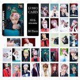 Bts Bangtan Boys Sayap Jin Foto Album Lomo Kartu Self Made Kertas Kartu Hd Photocard Lk423 Intl Promo Beli 1 Gratis 1