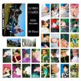 Toko Exo 4Th Perang Kokobop Album Lomo Kartu Baru Fashion Self Made Paper Foto Kartu Hd Photocard Lk499 Intl Terdekat