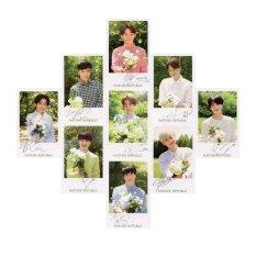 Katalog Exo Exo K Exo M 2016 Nature Trail Album Photo Card Self Made Paper Cards Autograph Photocard Xk323 Intl Terbaru