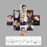 Harga Exo K M Ex Act Monster 3Nd Album Photo Card Self Made Paper Cards Autograph Photocard Xk313 Intl Yang Bagus