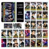 Toko Exo Perang Kekuatan Musik Album Lomo Kartu Baru Fashion Self Made Paper Foto Kartu Hd Photocard Lk513 Intl Oem
