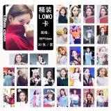 Toko Dua Kali Cheer Up Lim Na Yeon Album Lomo Kartu Baru Fashion Buatan Sendiri Kertas Photo Card Hd Photocard Lk434 Dekat Sini