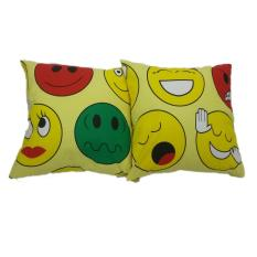 Beli Yourin S 2 Buah Sarung Bantal Sofa Kursi Motif Smile Emoticon Set Isi 2 Yourins Murah