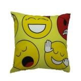 Beli Yourin S Sarung Bantal Sofa Kursi Motif Smile Emoticon Di Jawa Barat