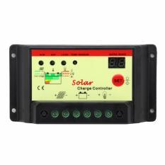 Spesifikasi Y H 10A 12 V 24 V Solar Panel Charger Controller Kontrol Timer Ringan Untuk Solar Led Street Light Intl Online