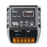 Diskon Besary H Cmp12 10A Pwm 10A Solar Controller 12 V 24 V Kecerdasan Sel Surya Panel Charge Regulator Controller Intl