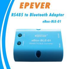 Y & H EPSOLAR EBox-BLE-01 Bluetooth Kotak RS485 For Adapter Bluetooth Komunikasi Pemantauan Nirkabel Oleh APP-Intl